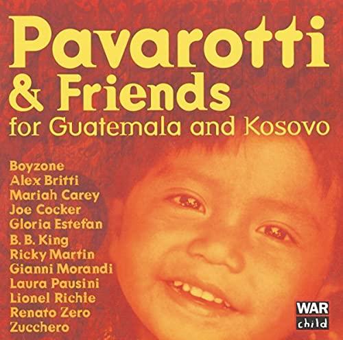 Zucchero - Pavarotti & Friends - For Guatemala And Kosovo - Zortam Music