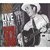 album art to Live at the Grand Ole Opry (disc 2: Complete AFRS Show #116, February 18, 1950)