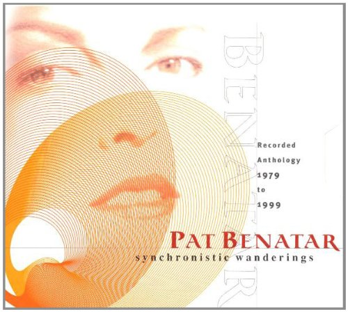 Synchronistic Wanderings by Pat Benatar album cover