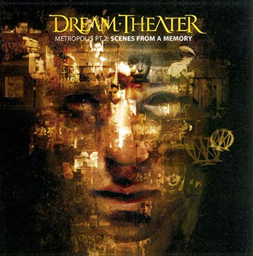 Dream Theater - Scenes from a Memory - Zortam Music