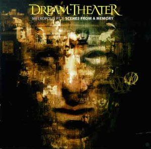 Dream Theater - Metropolis Pt 2  Scenes From A Memory - Zortam Music