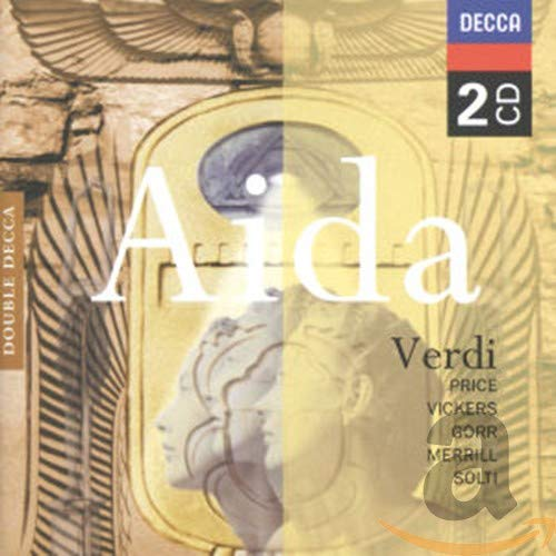 Aida (Rome Opera Chorus and Orchestra feat. conductor: Sir Georg Solti)