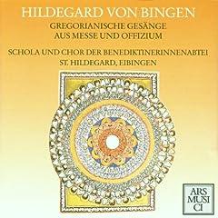 Gregorianische Ges�nge aus Messe und Offizium (Schola und Chor der Benediktinerinnenabtei St. H, Eibingen)