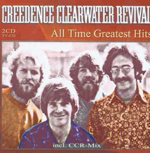 Creedence Clearwater Revival - All Time Greatest Hits (CD 2) - Zortam Music