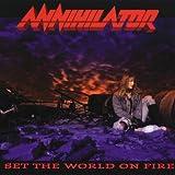 album art to Set the World on Fire