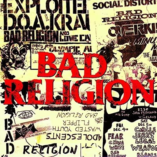 Bad Religion - Atomic Garden Lyrics - Zortam Music