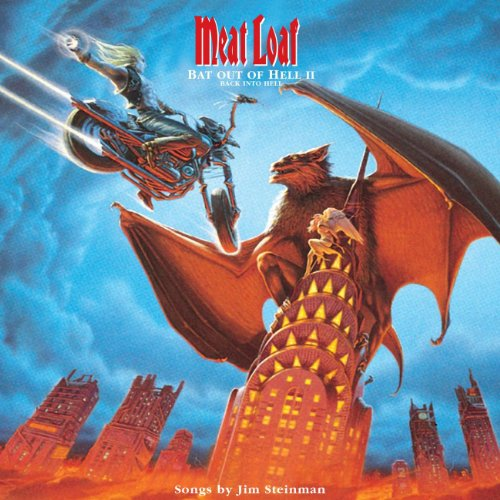 Meat Loaf - Bat Out Of Hell Vol. 2 - Back Into Hell - Zortam Music