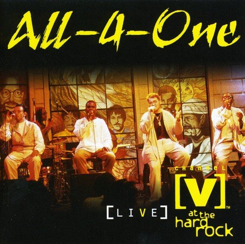 All-4-One - At the Hard Rock: Live - Zortam Music