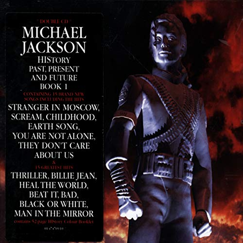 Michael Jackson - HIStory: Past, Present and Future, Book 1 (2 of 2) - Zortam Music
