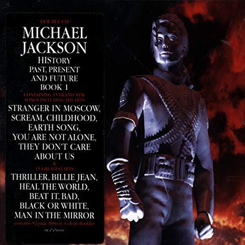 Michael Jackson - HIStory - Past, Present And Future - Book 1 - Lyrics2You