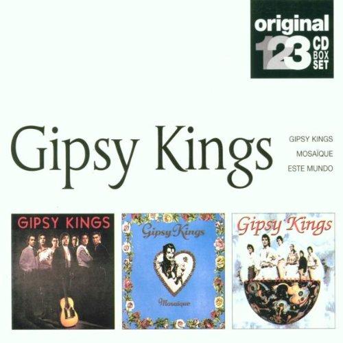 Gipsy Kings - 3 CD Box: Gipsy Kings/Mosaique/Este mundo - Zortam Music