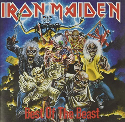 Iron Maiden - Best Of The Beast (Disc 1) - Zortam Music