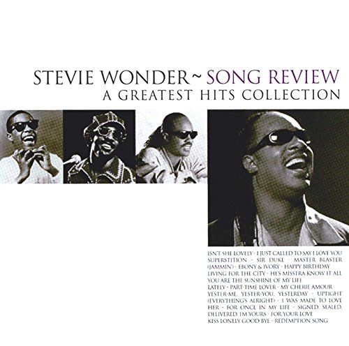 Stevie Wonder - Song Review (Disc 1) - Zortam Music