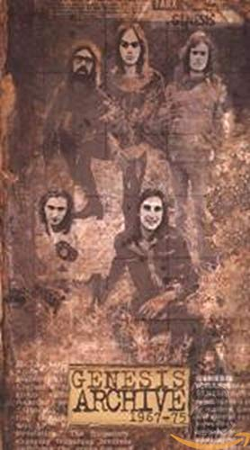 Genesis - Archive 1967-75 - Zortam Music