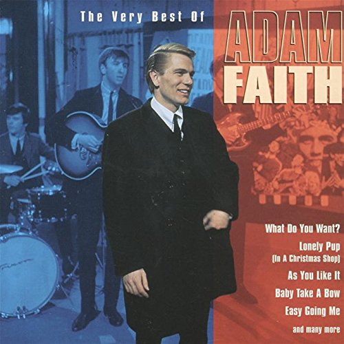 Adam Faith - The Very Best of Adam Faith - Zortam Music
