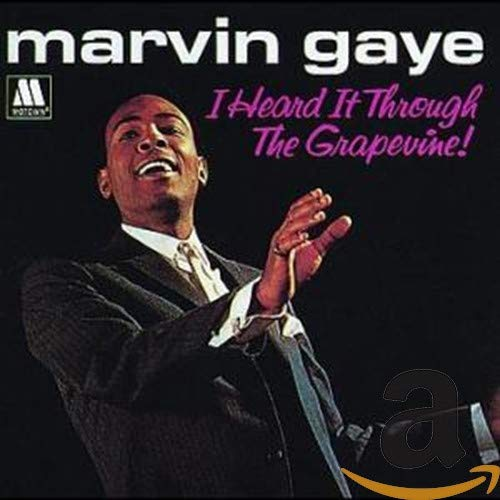Marvin Gaye - Heard It Through The Grapevine - Zortam Music