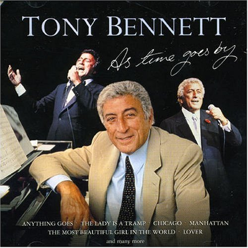 TONY BENNETT - As Time Goes By Lyrics - Zortam Music
