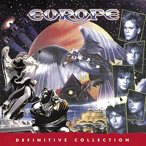 Europe - Best Of Europe (1982-1992) - Zortam Music