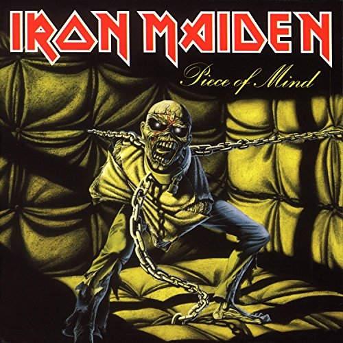 Iron Maiden - Piece of Mind: Remastered - Zortam Music