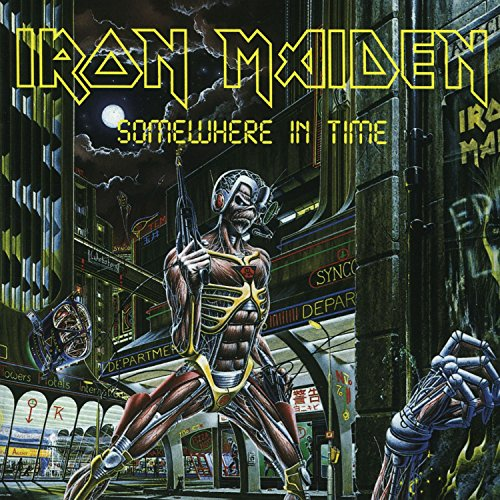 Iron Maiden - Somewhere In Time - Zortam Music