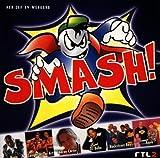 Cubierta del álbum de Smash!