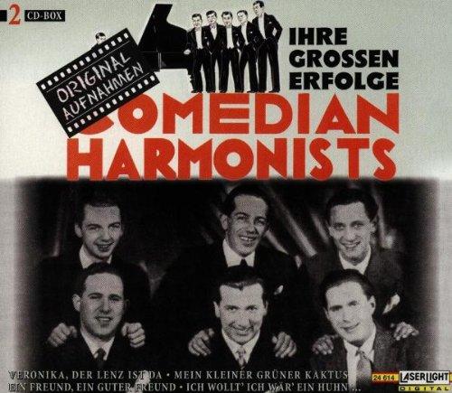 Comedian Harmonists - Ihre großen Erfolge (CD 1) - Zortam Music