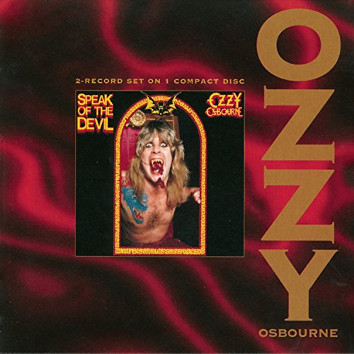 Ozzy Osbourne - Speak of the Devil - Zortam Music