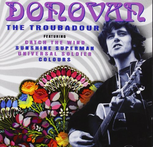 Donovan - Troubadour - Zortam Music