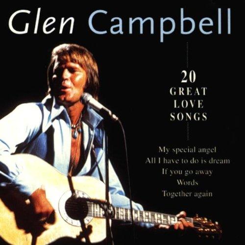 Glen Campbell - 20 Great Love Songs - Zortam Music