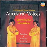 Skivomslag för Ancestral Voices