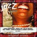 Albumcover für Legends of Music: Jazz - Voices