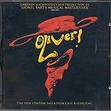 Cubierta del álbum de Oliver