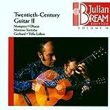 Julian Bream Edition (disc 13: Twentieth-Century Guitar II: Mompou / Ohana / Moreno Torroba / Gerhar