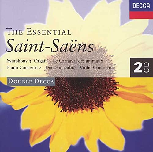 The Essential Saint-Saëns