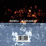 album art to Maxwell Unplugged