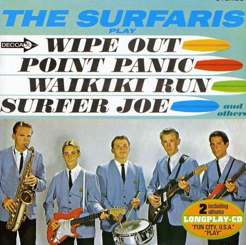 Fun City, U.S.A. / Wipe Out