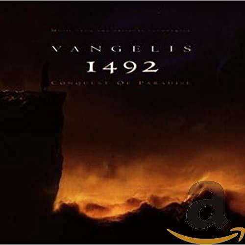 Vangelis - 1492: The Conquest Of Paradise Soundtrack - Zortam Music
