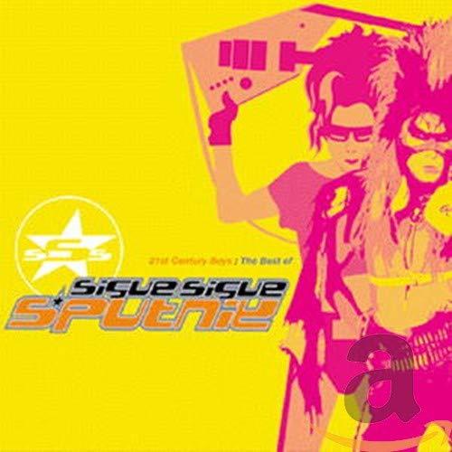 SIGUE SIGUE SPUTNIK - 21st Century Boys: Singles - Zortam Music