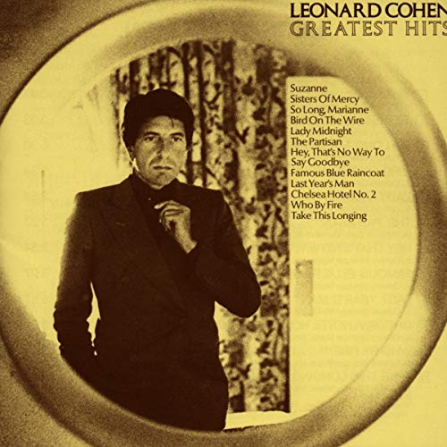 Leonard Cohen - Greatest Hits (Gold) - Zortam Music