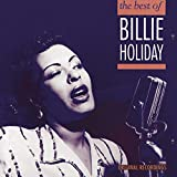 album art to The Best of Billie Holiday