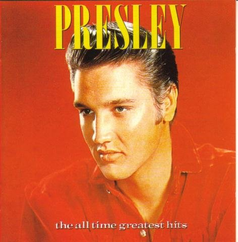 Elvis Presley - All Time Greatest Hits (Disc 1) - Zortam Music