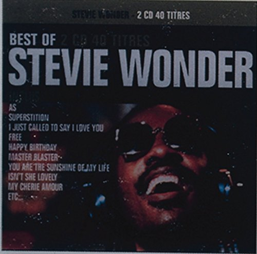 Stevie Wonder - Song Review: A Greatest Hits Collection - Zortam Music