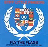 album art to Fly the Flags