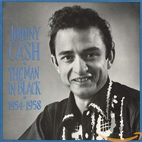 Johnny Cash - Man in Black 1954-58 - Zortam Music