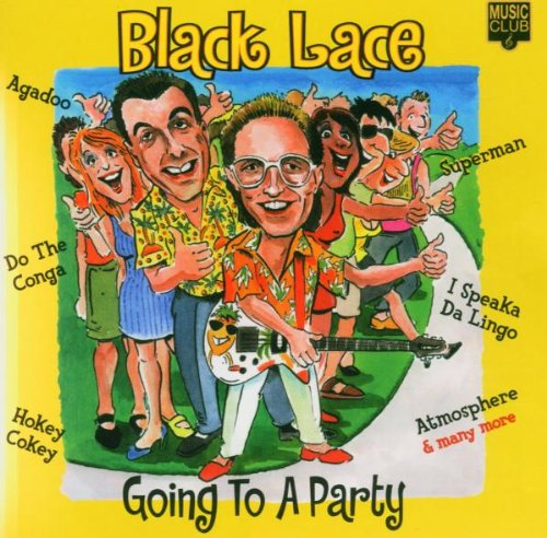 Black Lace - Agadoo Lyrics - Zortam Music