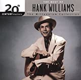 album art to 20th Century Masters: The Millennium Collection: The Best of Hank Williams