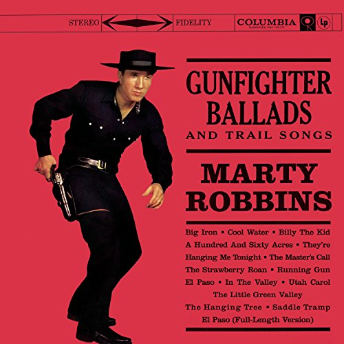 MARTY ROBBINS - El Paso Lyrics - Zortam Music