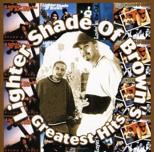 A Lighter Shade Of Brown - Lighter Shade Of Brown - Greatest Hits - Zortam Music