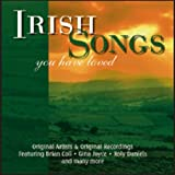 Album cover for Irish Songs You Have Loved
