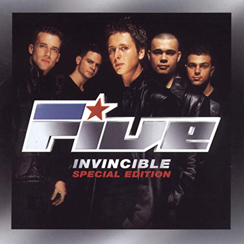 5ive - Invincible - Zortam Music